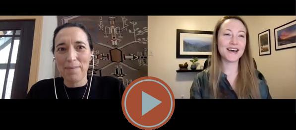 Sita and Rush Dorsett discuss Shamanism on the Free Your Voice Summit